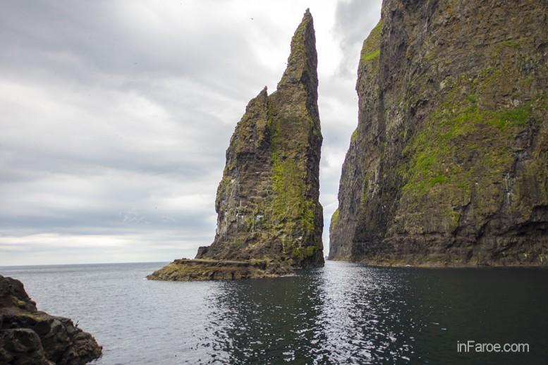 Vestmannabjørgini, Faroe Islands