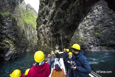 Vestmannabjørgini boat trip