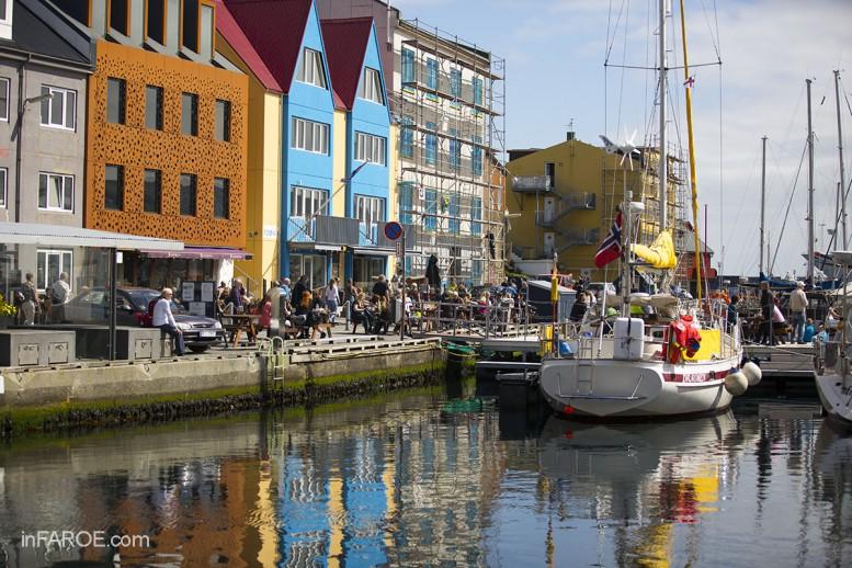 Vágsbotn, Tórshavn, Faroe Islands