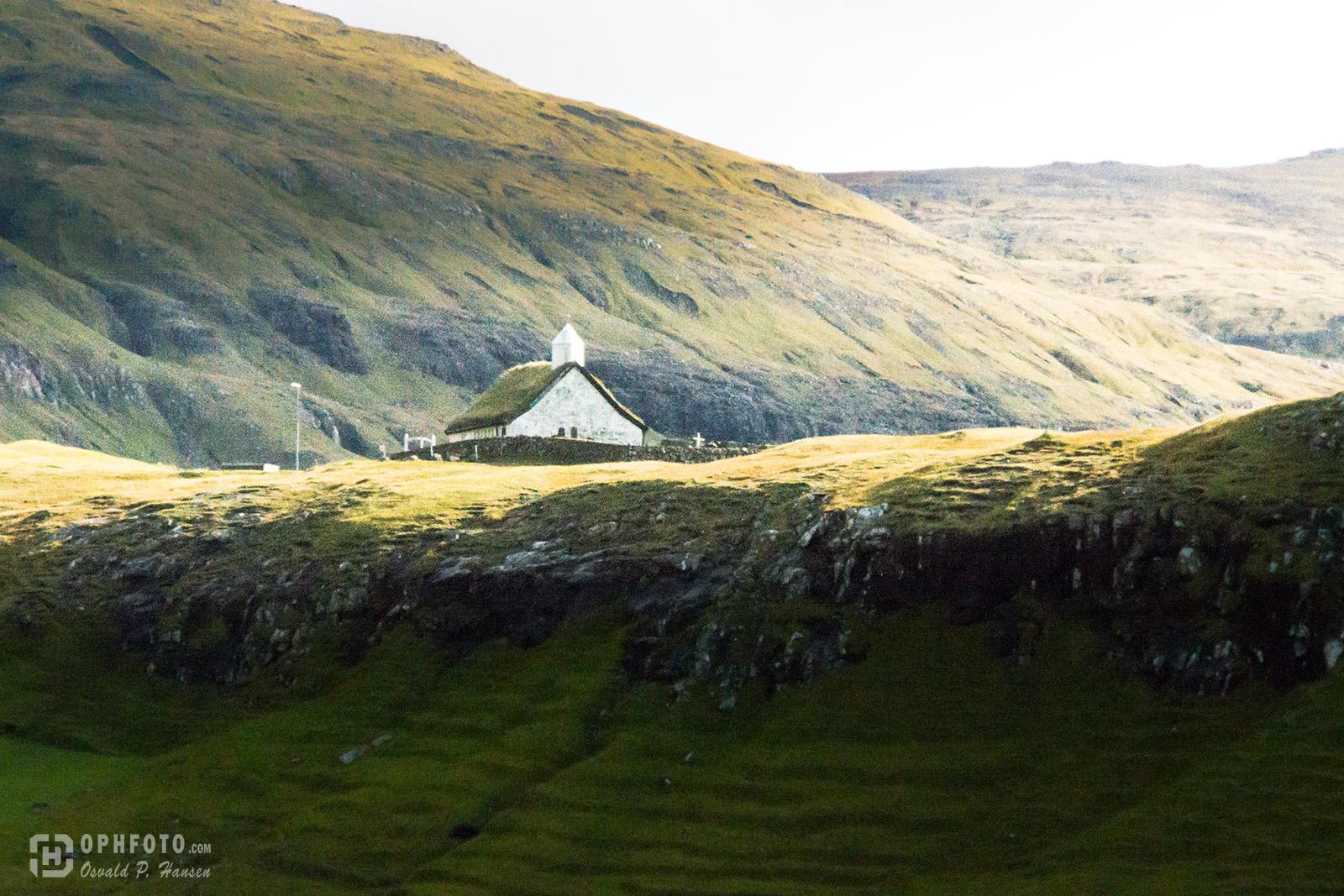 Saksun: the green paradise - YouTube